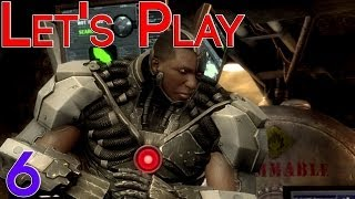 Injustice: Gods Among Us - PS4 - Part 6 - Cyborg (Let