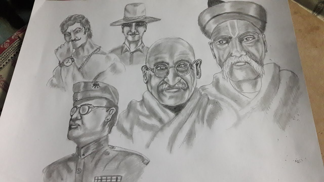 Freedom Fighters Drawing Youtube