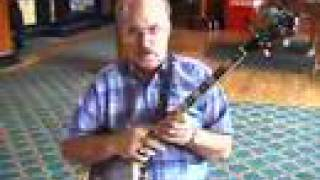 "Banjo Music ""Home(When Shadows Fall)"", Eureka Springs"