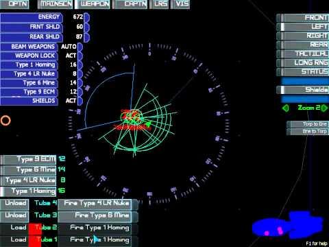 [1] Artemis Bridge Simulator - USS Europa