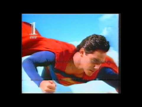 BBC1 | Trailer for Lois & Clark: New Adventures of Superman | 16/04/1994