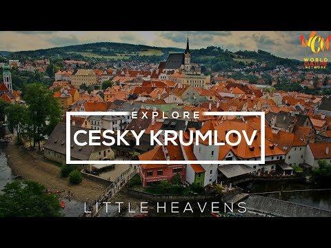 Travel To Cesky Krumlov   Little Heavens of Czech Republic  ft. Meghana Nair   World Culture Network