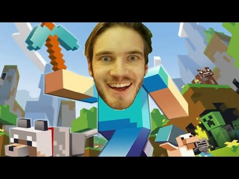 Thumbnail: I'M IN MINECRAFT NOW! (Facerig - Part 7)