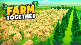 Farm Together! The Amazing Orchard Plot!