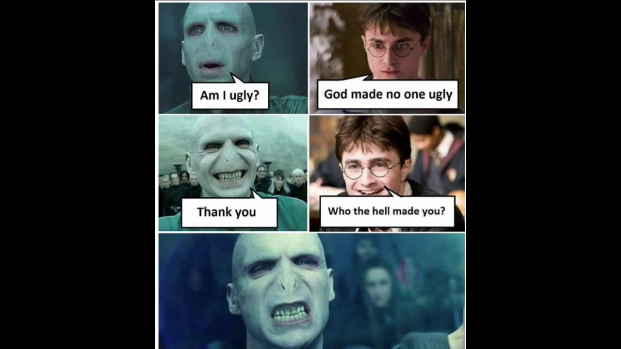 Funniest Voldemort Memes Ever Youtube