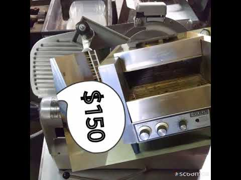 We Also Buy And Sell New And Used Restaurant Equipment, Supermarket Equipment, Deli Equipment, Baker