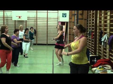 Zumba Gold - Tango - Bajofondo tango club pa bailar feat Julieta Venegas (Zumba a LIege)