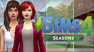 UNBOXING NASIONEK  | The Sims 4 Cztery Pory Roku ep. 18