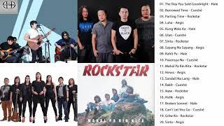 Hale, Cueshe, Rockstar, Aegis Nonstop Songs OPM Tagalog Love Songs Collection 2018