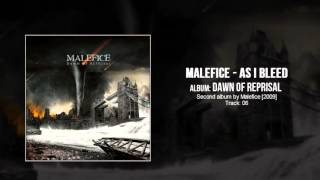 Watch Malefice As I Bleed video