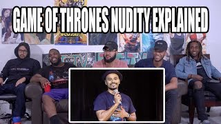 Game of Thrones Nudity Explained: Sorabh Pant Standup Reaction/Review
