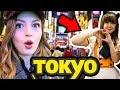 TOKYO'DA BİZE ÖZEL DANS ETTİLER!