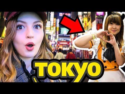 HAYATIMDA İLK KEZ JAPONYA'DAYIM!
