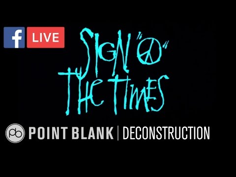 Prince - Sign O' The Times Ableton Live Deconstruction