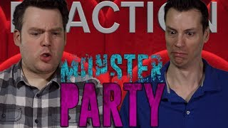 Monster Party - Trailer Reaction