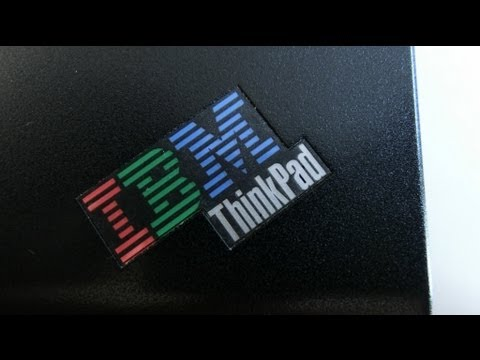 IBM Thinkpad T30 - installing OpenBSD 5.2