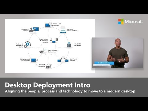 Getting Started with Modern Desktop Deployment