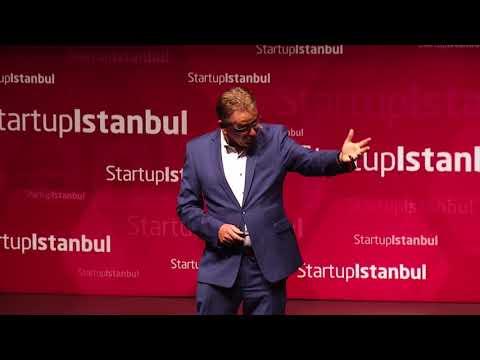 Startup Istanbul 2017 - Hans van Grieken