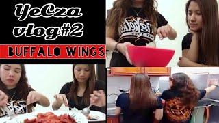 may pa-Buffalo Wings kami!!