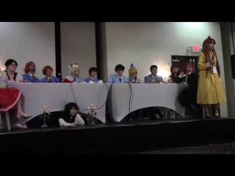 """Akon 2017 panel """"Somehow we will make a host out of you"""" pt. 2"""