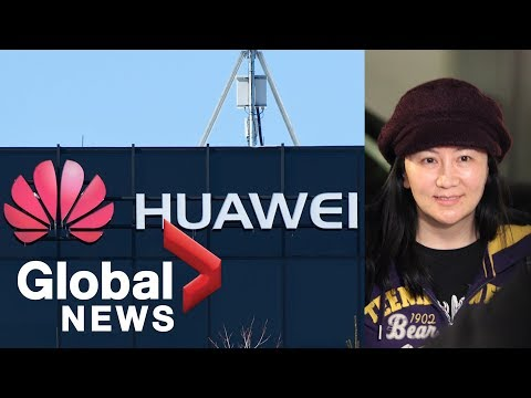 Huawei CFO In Court, Defence Argues Unlawful Arrest