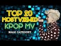 [TOP 20] MOST VIEWED KPOP MV - MALE CATEGORY (SEPTEMBER 2016)