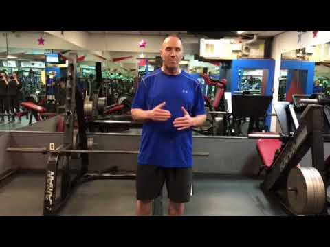 Philip Pennacchia discussing the power of the mind to achieve the body of your dreams at New Dorp f