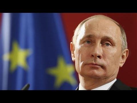 Russia's Putin Preaches