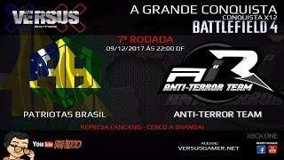 Battlefield 4 🏆 A Grande Conquista - PB vs AiR 🏆
