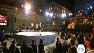 Red Bull Street Style in Lecce - Igor Oleynik vs Sebastian Ortiz