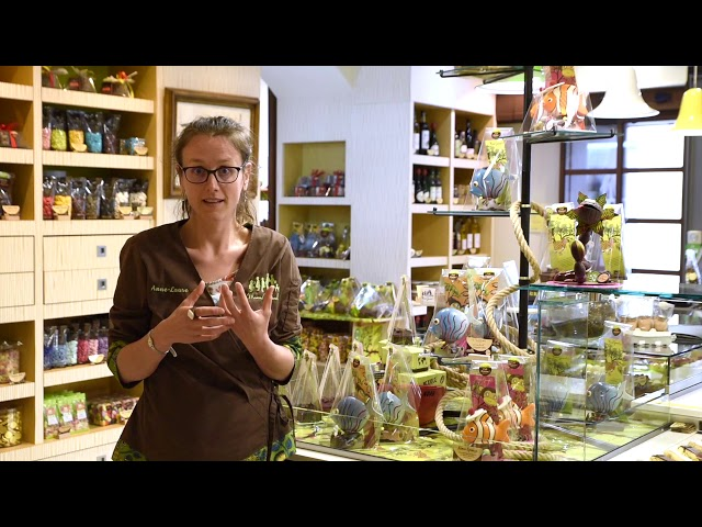 Vernissage de Pâques 2020 Jouvenal - Les Animaux du cacaoyer : le serpent a plumes 4/11
