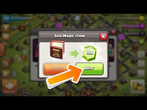Clash of Clans - SELLING BOOK OF EVERYTHING! (CLAN REACTION)