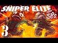 Sniper Elite 4 w Sips Part 3 Jesse s New Girlfriend