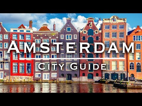 10 Surprising Reasons to VISIT AMSTERDAM  | Budget Travel Gu