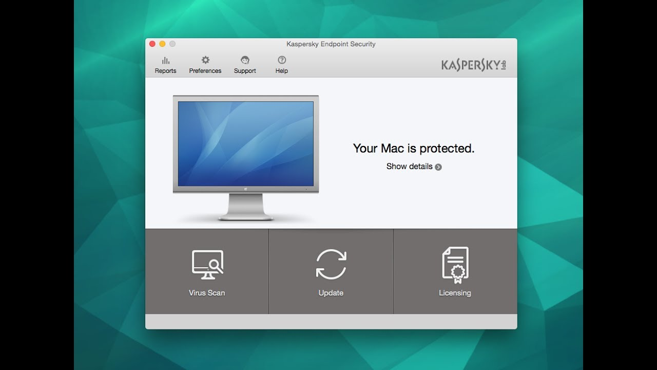Install Kaspersky Endpoint Security for Mac OS X remotely from Kaspersky  Security Center