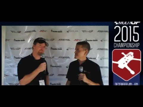 FPVLive Interview with Chris Thomas at the MultiGP 2015 Championship