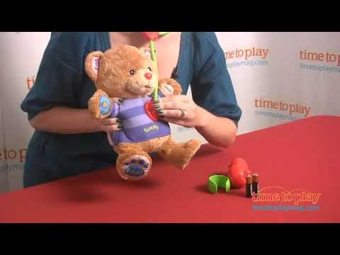 Amazon.com: VTech - Care and Learn Teddy: Toys & Games