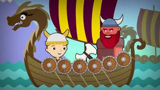 Amazing Viking Facts for Kids - Vikings History for Kids