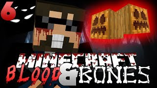 Minecraft FTB BLOOD AND BONES 6 - NEW GIRLFRIEND? (Minecraft Mod Survival FTB)