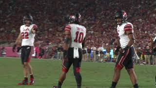 UTAH VS USC HIGHLIGHTS