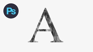 Learn How to Create a Brush Textured Lettering Effect in Adobe Photoshop | Dansky