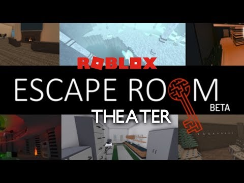 Theater Walkthrough | Escape Room | Roblox