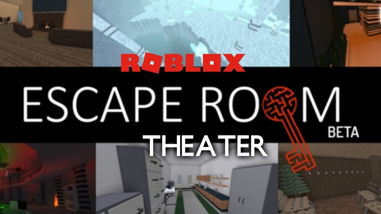 Theater Walkthrough Escape Room Roblox Youtube