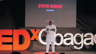 This is what happens when you tell yourself the wrong story | Steve Gukas | TEDxGbagada