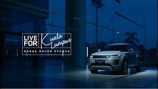 The New Range Rover Evoque Virtual Launch in Malaysia screenshot 3