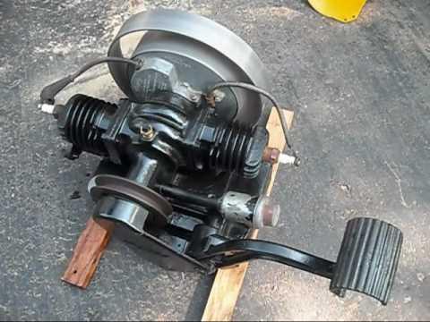 Subaru Generator Wiring Diagram Vintage Maytag Washing Machine Engine Starts Youtube