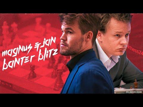 Banter Blitz with World Champion Magnus Carlsen (6)