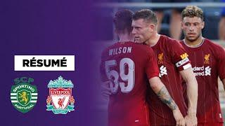 Amical : Troisième match sans victoire pour Liverpool