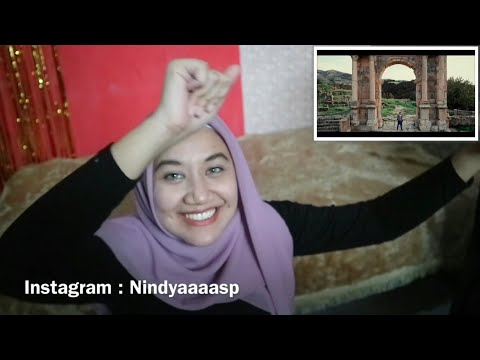 Cheb Djalil Ft Hichem Smati Maghboun Wahdi Clip شاب جليل هشام سماتي | INDONESIA REACTION