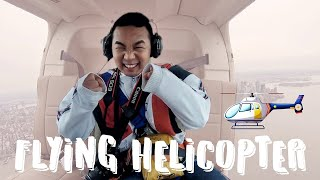 TRAVEL WITH ME | NEW YORK MARCH 2019 | VLOG | FLYNYON | HELICOPTER RIDE EXPERIENCE |
